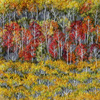 "1475 ""Forest on the Slope"" 9""x9"""